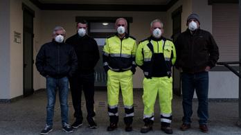 Módosítják a koronavírus-tesztelést Olaszországban