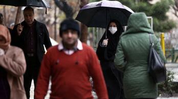 Iránban már a kiberrendőrség is beszállt a koronavírus elleni harcba