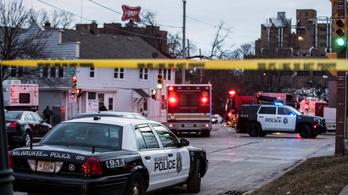 Lövöldözés volt Milwaukee-ban egy söripari cég telephelyén. Heten meghaltak.