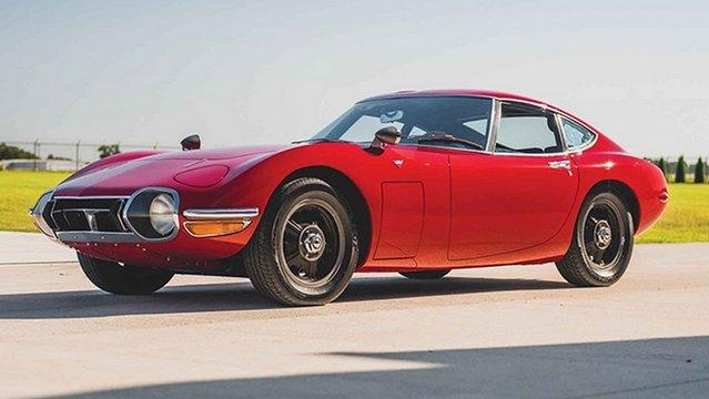 Eladó James Bond egyetlen japán autója
