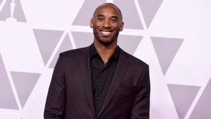 Szívbemarkoló történetet mesélt Kobe Bryant özvegye férjéről