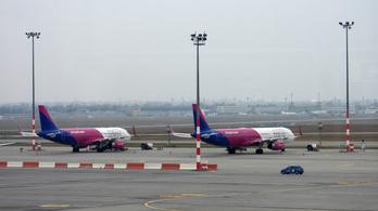 Koronavírus: a Wizz Air március 10. és április 4. között több olaszországi járatát törli