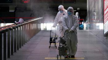 A vezető kínai szakértő szerint áprilisra kontroll alá kerül a koronavírus