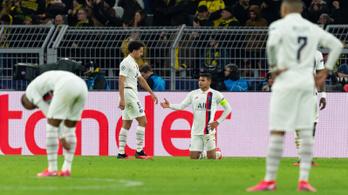 Újabb két játékosát vesztette el a PSG