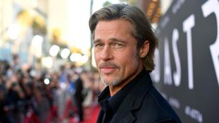 Brad Pittnél senki nem tudja meggyőzőbben kérni, hogy menjen el szavazni