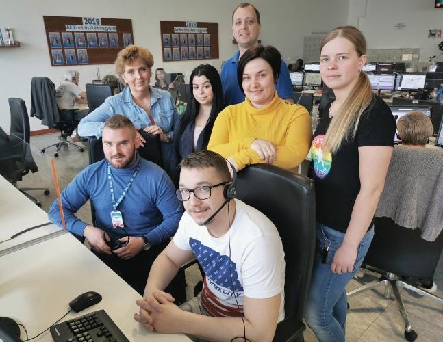 A csapatmunka résztvevői