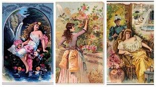 A 19. század legmisztikusabb parfümje