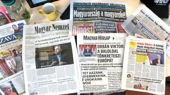 TASZ: Gyakori az újságírók hiteltelenítése, forrásaik megfélemlítése
