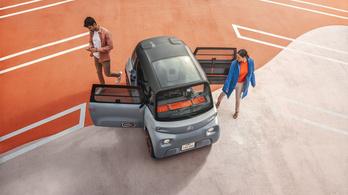 Furcsa városi törpejárművet mutatott be a Citroën