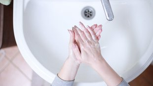 A vírusok ellensége: gyakori kézmosás