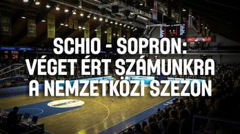 Nem állt ki a Sopron a koronavírus miatt, 20-0-ra bukta a meccset