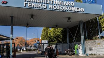 A görögök megszigorítják a határellenőrzést a koronavírus miatt