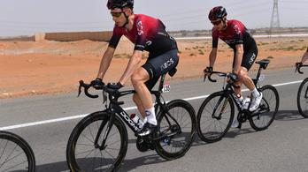 A négyszeres Tour de France-győztest is tesztelték koronavírusra