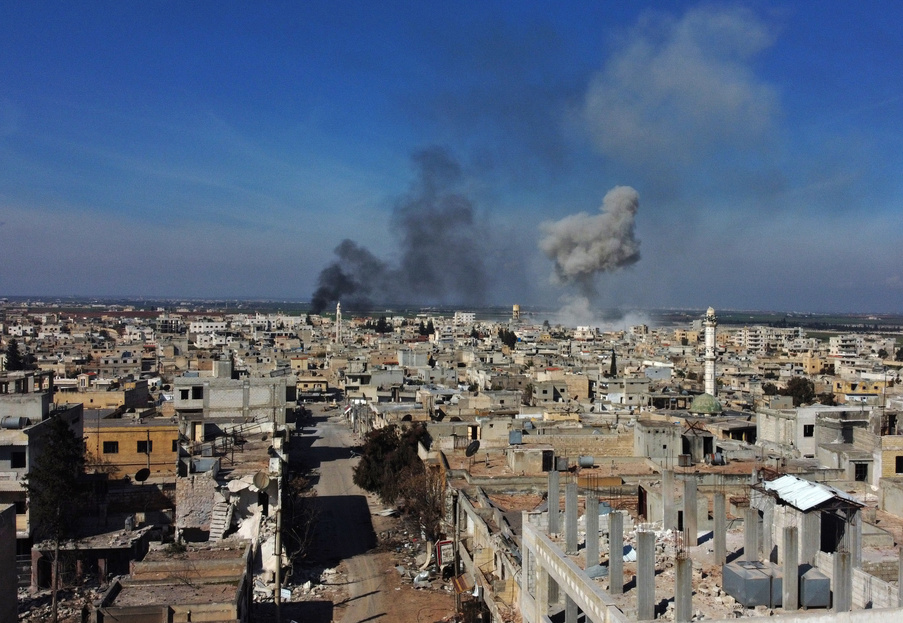 33 török katona halt meg Szíriában