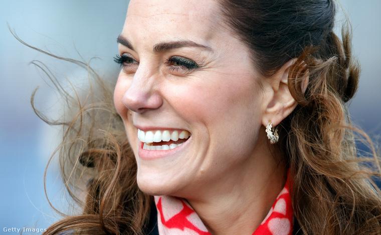 Katalin hercegné február 4-én.