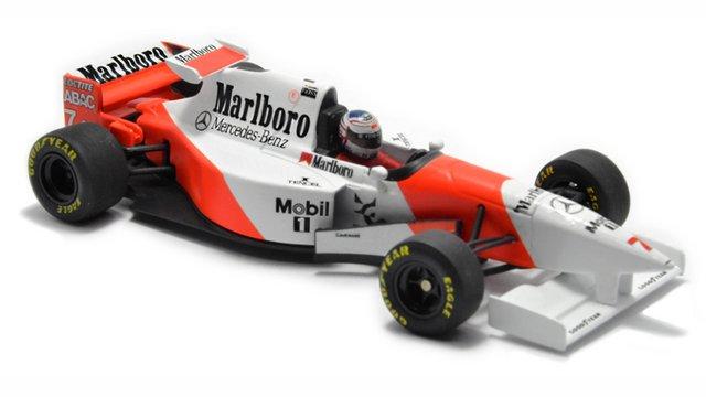 Matricázás - McLaren MP4/10