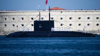 Új atommeghajtású tengeralattjárókat épít Oroszország