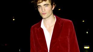 Robert Pattinson úgy érzi, ez a ruházat volt élete egyik mélypontja