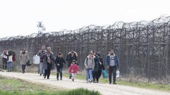Erdoğan nem tartóztatja fel tovább a menekülteket