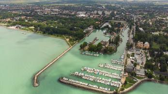 Siófok megfellebbezte az ezüstparti kikötőbővítés vízjogi engedélyét