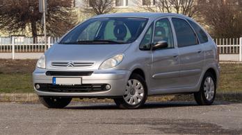 Használtteszt: Citroën Xsara Picasso 1.6 16V – 2006.