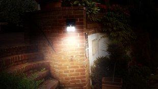 Brutális mozgásérzékelős napelemes lámpa vásár