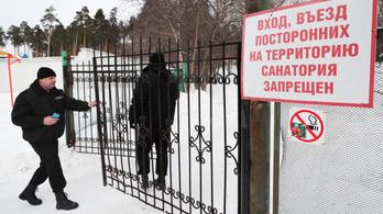 Koronavírus: Oroszország kitoloncol 88 külföldit, mert megszegték a karantén előírásait