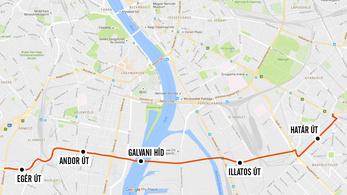 Megépülhet a Galvani híd