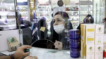 Legalább 210 halottja lehet a járványnak Iránban