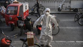 Magasról nagyon magasra emelte a koronavírus-járvány globális veszélyének szintjét a WHO