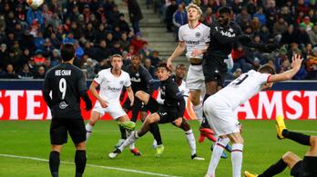 Szoboszlai Dominik gólpasszal búcsúzott az Európa Ligától
