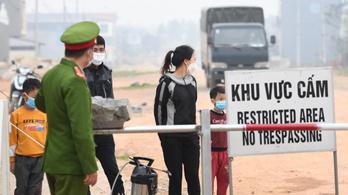 Vietnámban az összes koronavírus-fertőzött meggyógyult