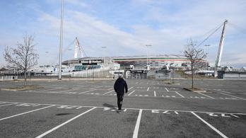 Elmarad a Juventus-Inter olasz rangadó a koronavírus-járvány miatt