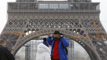 Átmenetileg betiltották Franciaországban az 5000 fősnél nagyobb tömegrendezvényeket