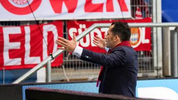 Botrányt okoztak a Bayern szurkolói, a játékosok kiakadtak rájuk