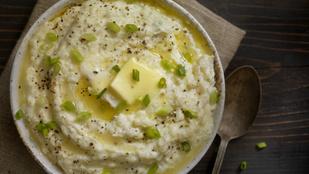 Egy adag krémesre sült fokhagymánál semmi nem dobja fel jobban a krumplipürét