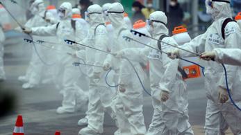 Egy 45 napos csecsemő a legfiatalabb dél-koreai koronavírus-fertőzött