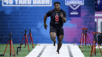 Hogyan futhat 140 kilós ember 4,75 másodperc alatt 40 yardot?!