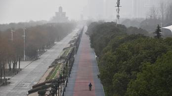Kínában egyszerre romlott és javult a koronavírus-helyzet