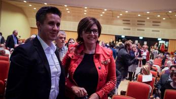 Kálmán Olga tényleg a DK elnökségi tagjaként folytatja