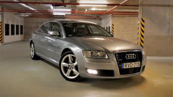 A8-as Audi, minden jóval, 3 millióért?