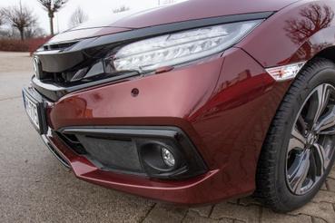 A Honda nem sajnálta ki a fényszórómosót sem