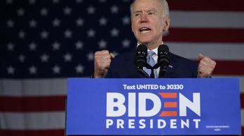 Biden akkor is harcolna az elnökjelöltségért, ha Sandersnek több delegáltja lenne