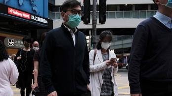 Túl van a csúcson a járvány Kínában