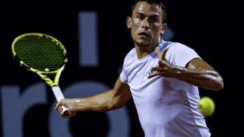 Már nem Fucsovics a legjobb magyar teniszező a világranglistán
