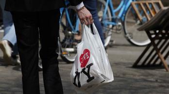 Betiltották az egyszer használatos műanyag zacskókat New York államban