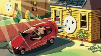Állami támogatás helyett napelem?
