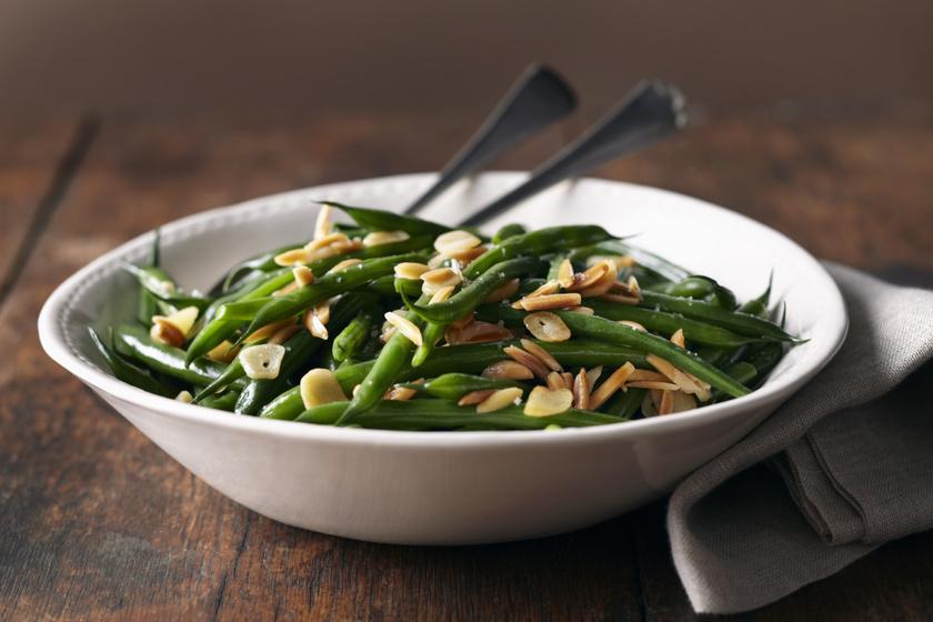 Kínai, hagymás-gyömbéres zöldbab – Egyszerű és nagyon egészséges köret