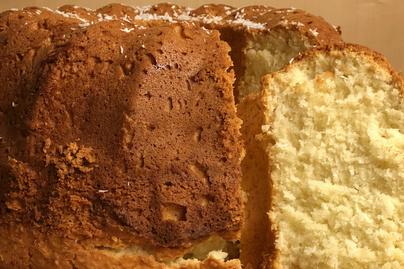 Villámgyors kókuszos kuglóf: isteni finom és ragacsos a tésztája