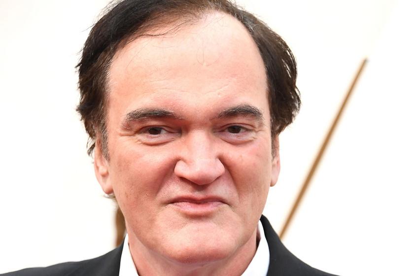 Quentin Tarantino felesége egzotikus szépség: Daniellával már 11 éve ég a szerelem